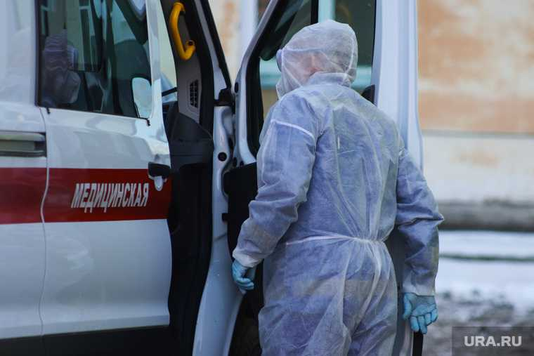 количество смертей от коронавируса в России