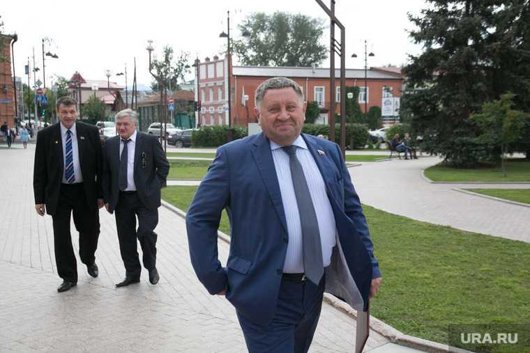 умер сенатор Михаил Пономарев Тюмень