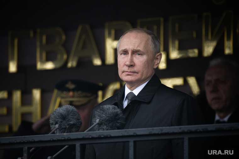Владимир Путин вакцинация коронавирус почему не ставит привился ли