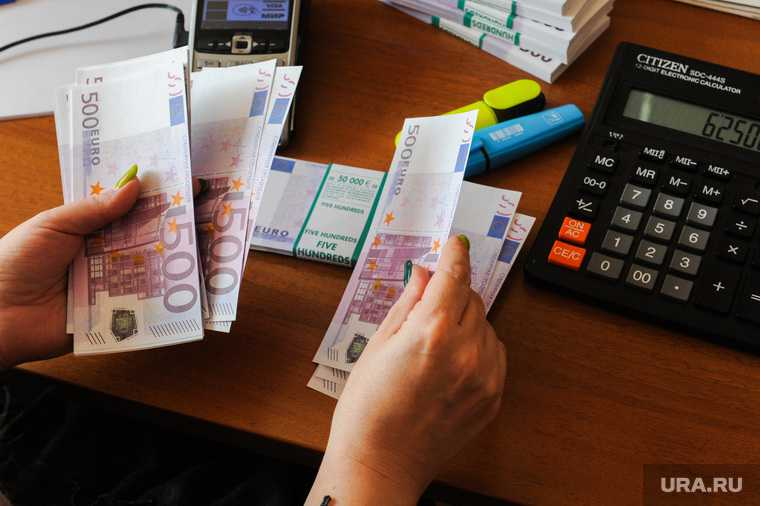 менять ли евро на рубли