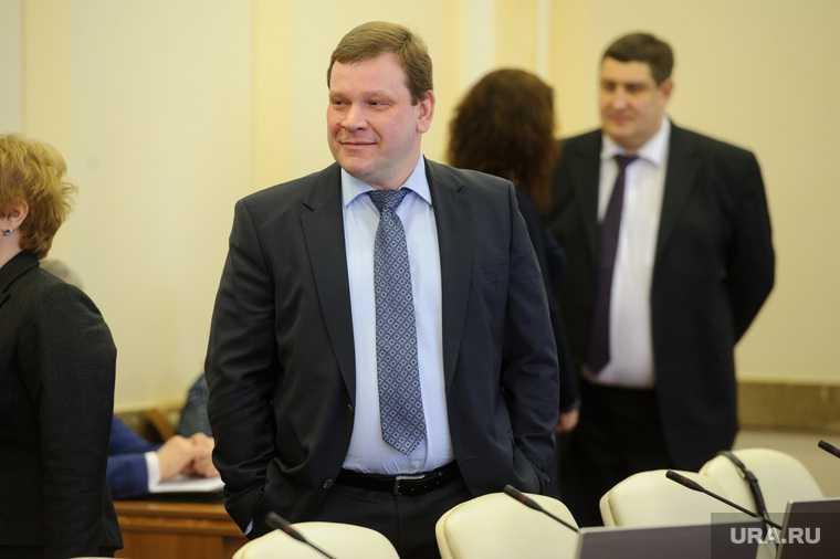 Дмитрий Ноженко мэрия Екатеринбурга