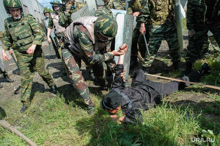 МК-47 бунт криминальный авторитет Джигит Виктор Калин Каменск-Уральский Свердловская область