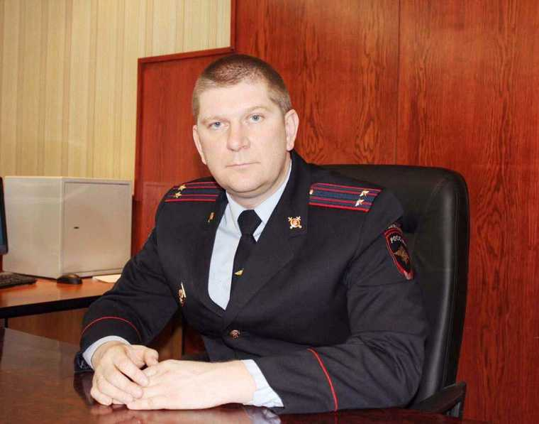 начальник ОМВД по Новому Уренгою Дмитрий Соловьев подполковник полиции
