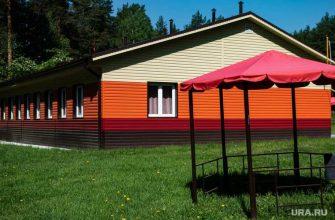 Россия поддержка детские лагеря