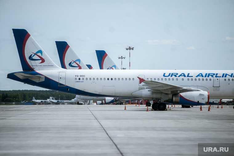 Уральские авиалинии 2020 год убыток