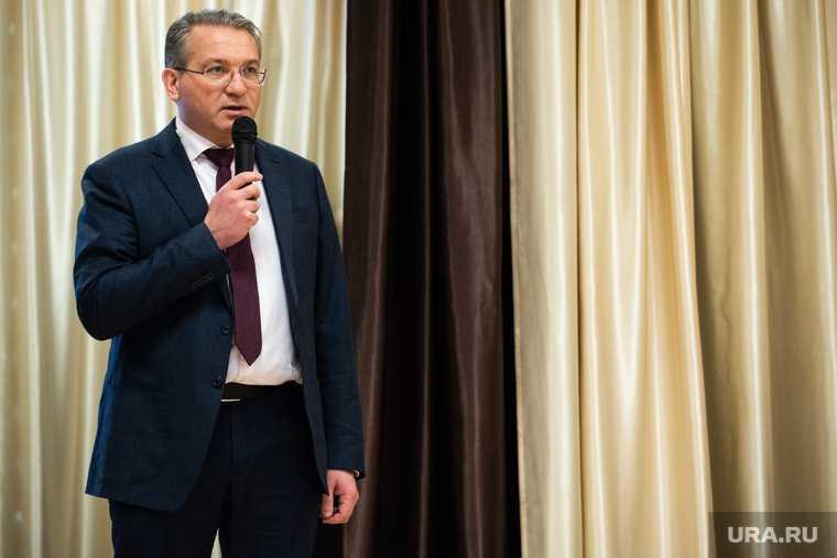 мэр Среднеуральска Александр Ковальчик Свердловская область