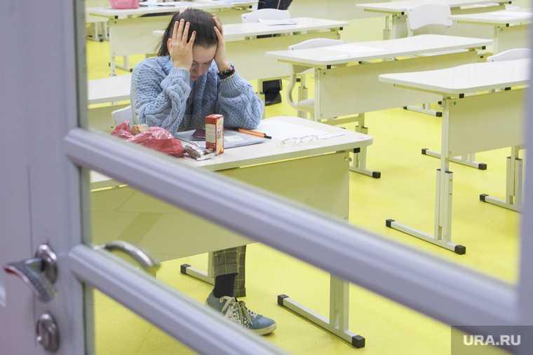 скандал 13 гимназия Екатеринбург вторая смена недовольные родители