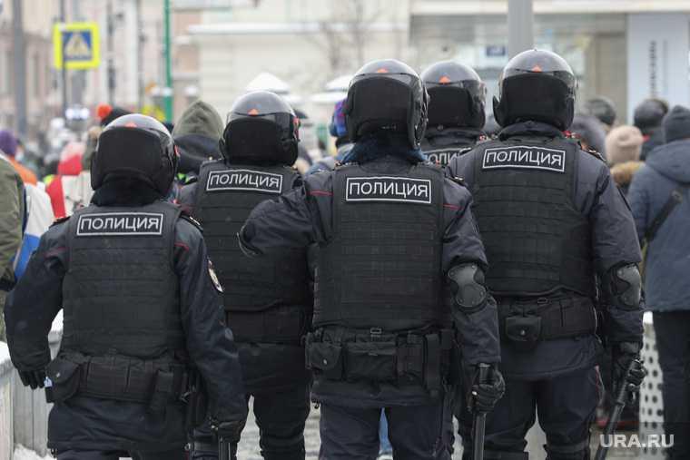в Тюмени не хватает сотрудников полции