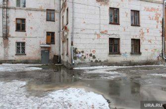 Из-за коммунальщиков в ЯНАО жилой дом затопило нечистотами