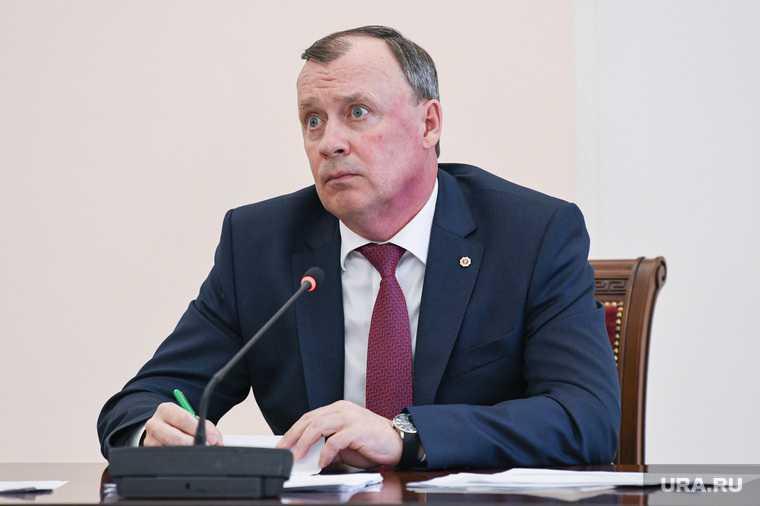 Мэр Екатеринбурга Алексей Орлов