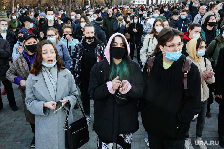 свободу навальному митинг тюмень