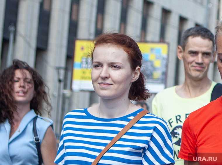 Пресс секретарь Навального Ярмыш задержана в Москве