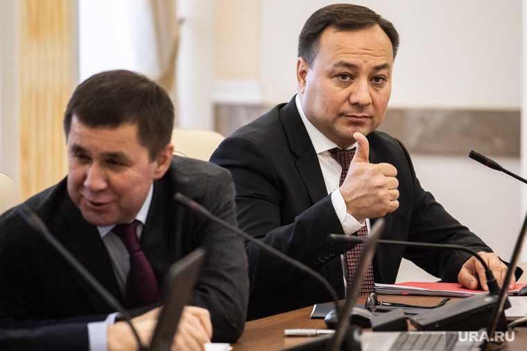 замгубернатора Азат Салихов праймериз выборы в заксобрание Свердловская область