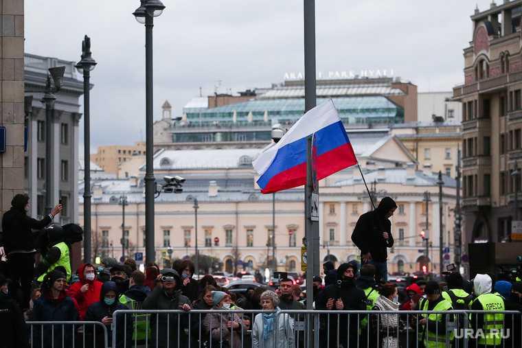 Навальный протесты новости