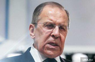 Лавров рассказал о резне в Донбассе