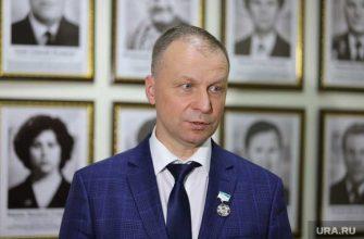 Отставка мэра Кургана Андрея Потапова