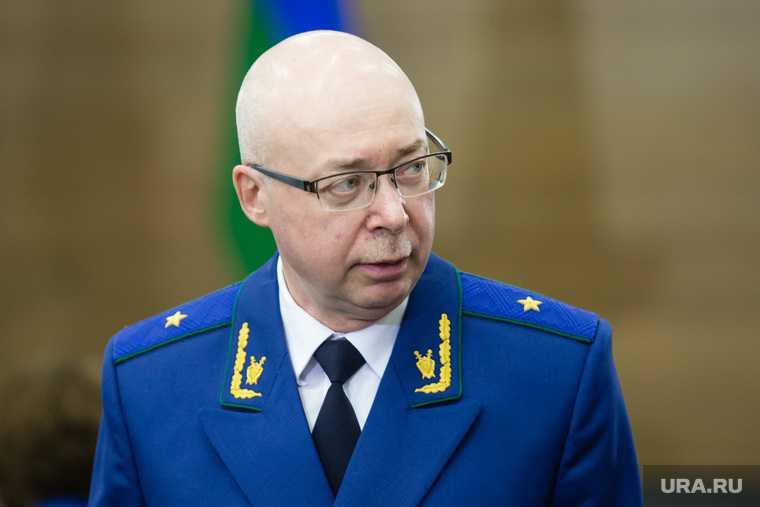 Прокурор ХМАО Ботвинкин сведения о доходах