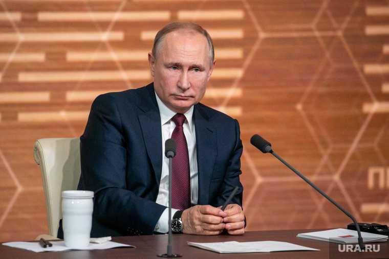 Путину предложили площадку для переговоров с Байденом