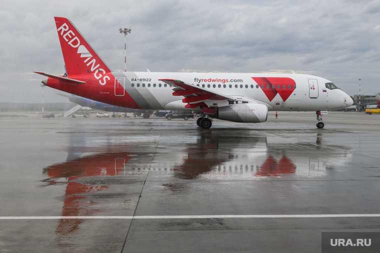 Red Wings перелеты Пермь-Москва