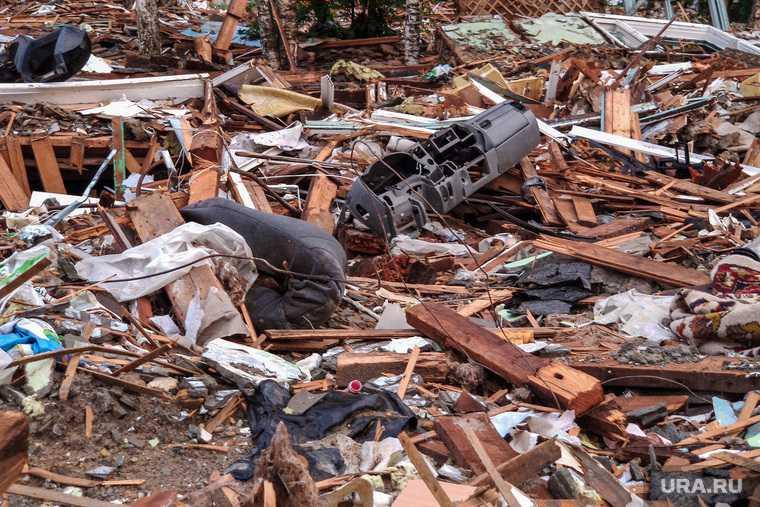 свалка строительный мусор Березники