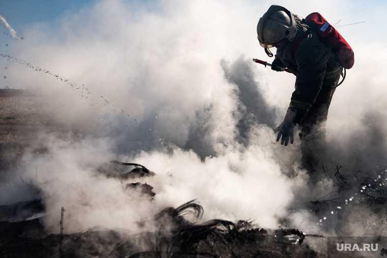мчс пермский край пожар дети
