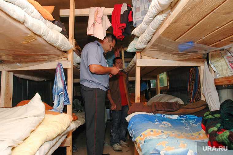 ЯНАО мигранты строители фиктивная регистрация