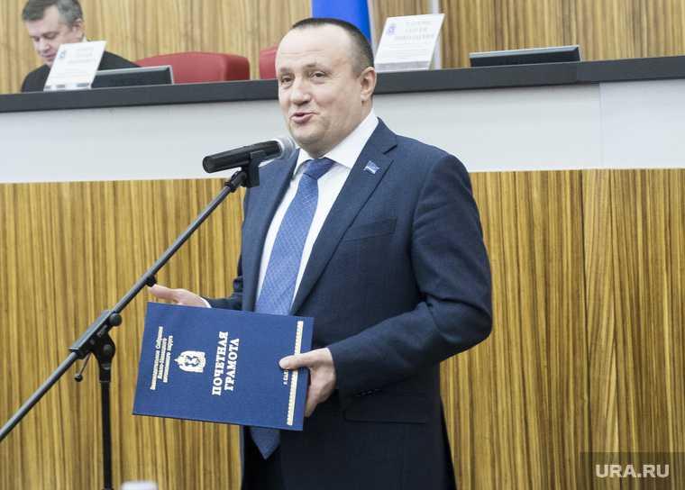 губернатор ЯНАО Дмитрий Артюхов заседание совета директоров авиакомпании Ямал