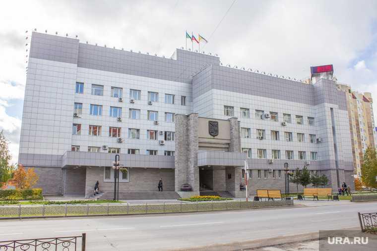 депутат Лисин и. о. мэра Кощенко Василий Тихонов отставка правительство Югры