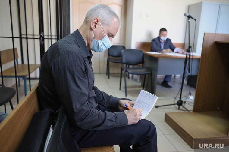 Судебное заседание по уголовному делу бывшего главы ГУ МЧС. Курган