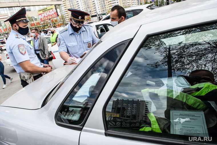 правила наказания водителей