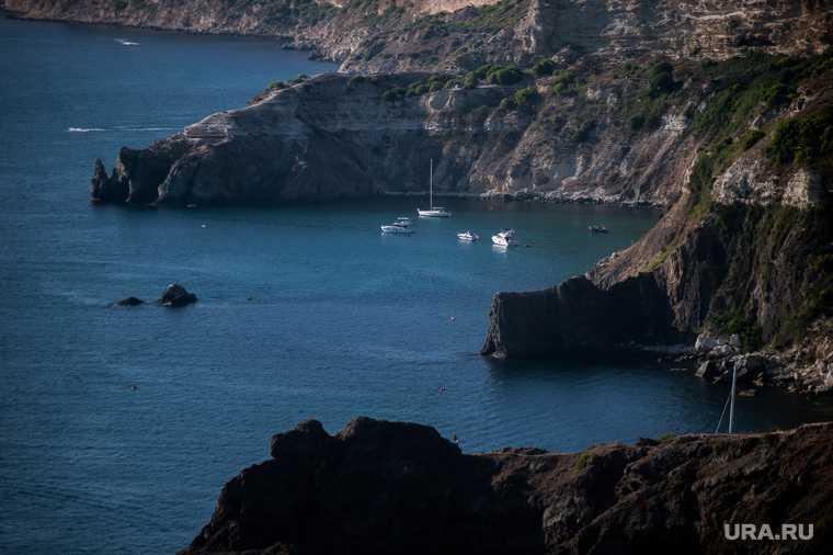водная блокада в Крыму