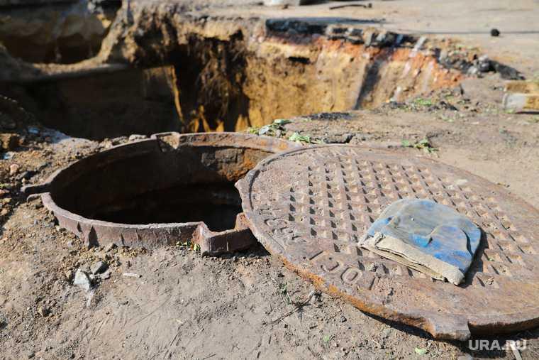 Жительница Челябинска утонула в канализации