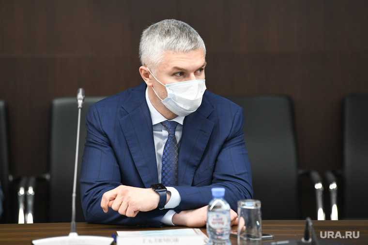 Галямов Екатеринбург вице-мэр застройщики конфликт