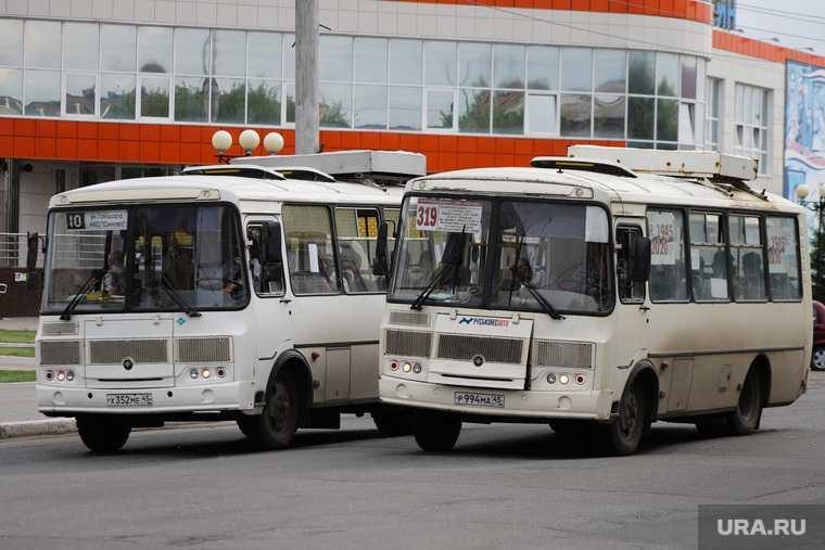 нет автобусов Шадринский район