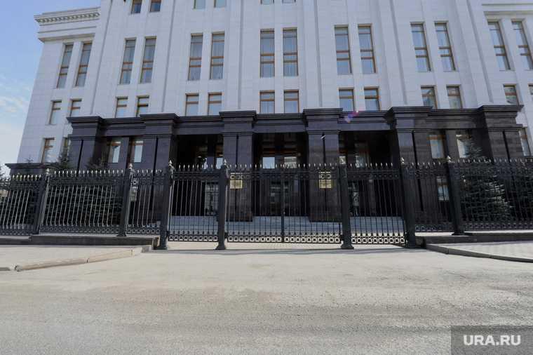 снесут забор резиденция губернатора цвиллинга