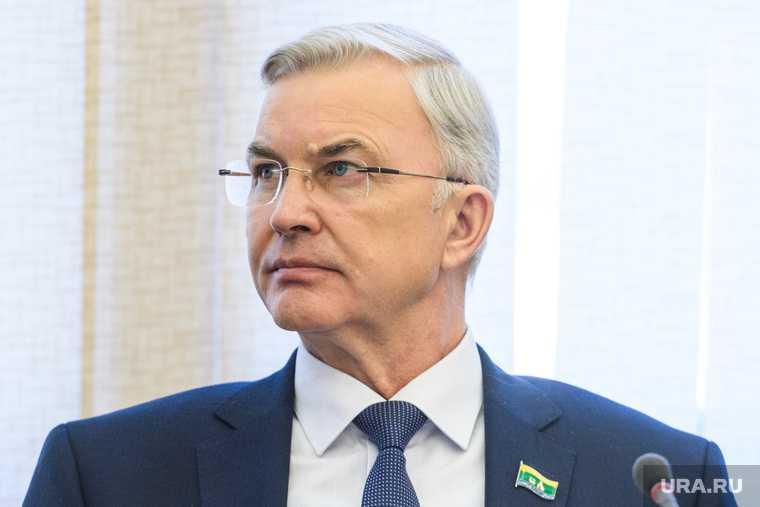 Михаил Матеев гордума Екатеринбурга депутат