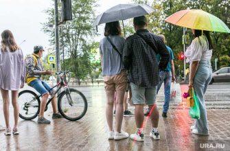 погода Екатеринбург