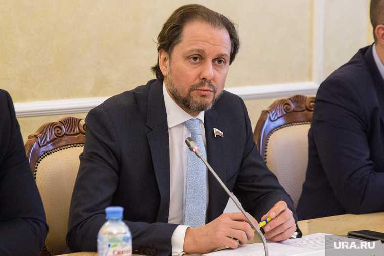 ЛДПР Владимир Сысоев Экс-заместитель губернатора Тюменской области